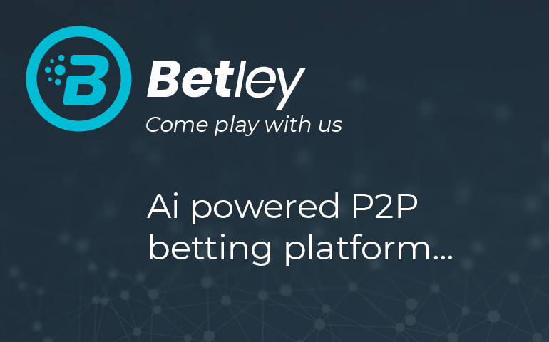 Betley - Ai powered P2P betting platform