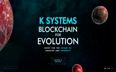K Systems Galaxy and KSYS Token