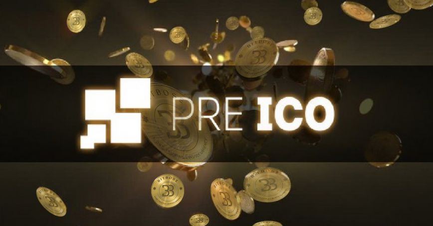 Where and how can I get a pre ICO license?