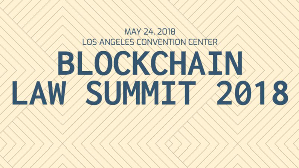 Blockchain Law Summit 2018
