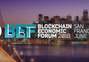 Blockchain Economic Forum is coming to San Francisco on June 16-19