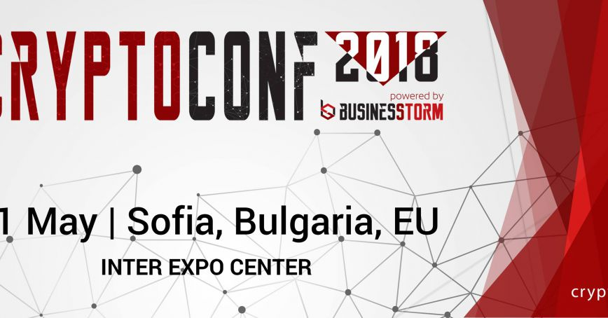 THE FIRST GLOBAL CRYPTO BUSINESS CONFERENCE TOUR IN SOFIA IS HERE
