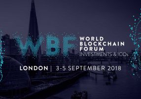World Blockchain Forum 2018