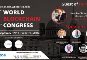 The World Blockchain Congress Malta 2018