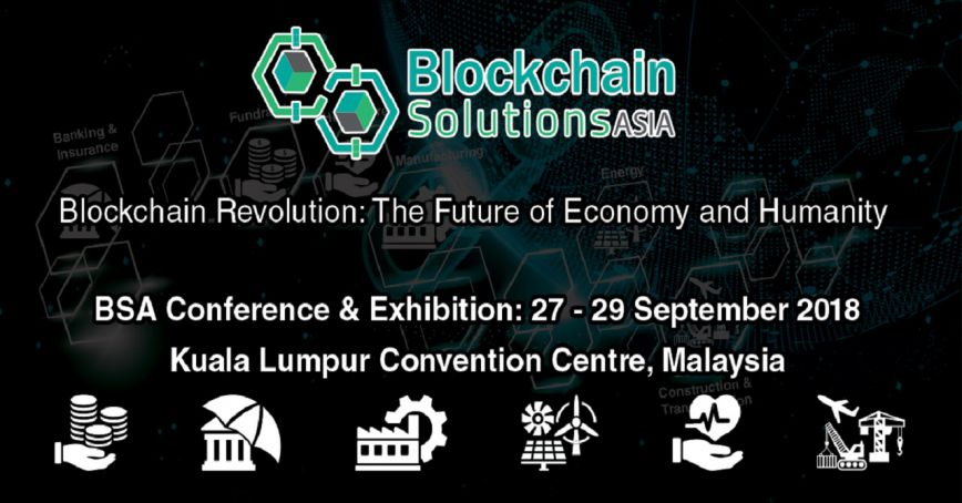Blockchain Solutions Asia 2018