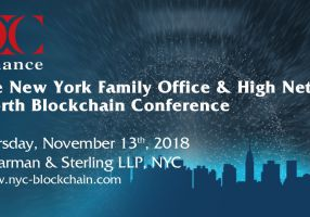 The NYC Family Office Blockchain Investment Conference