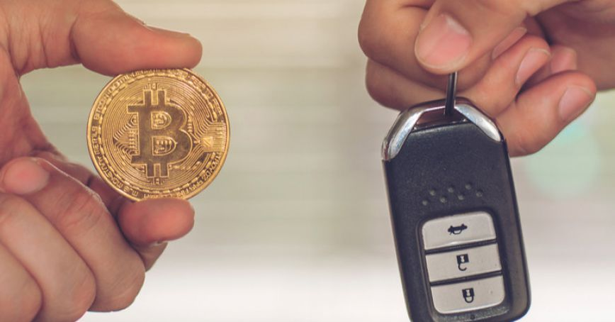 Is it real to buy car with bitcoin?