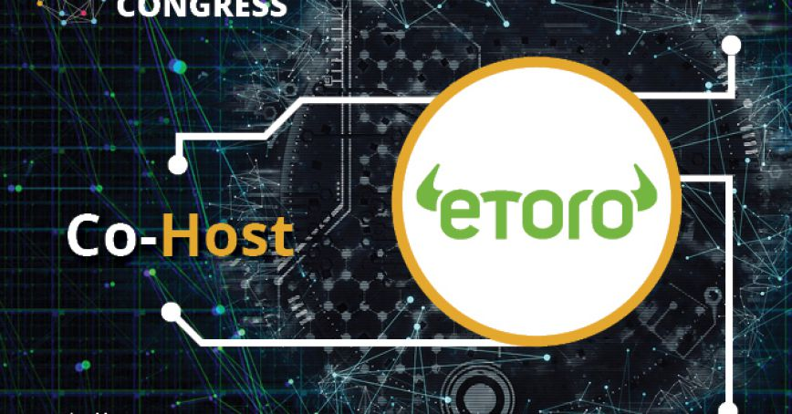 eToro confirmed as the Official Host for World Blockchain Congress Bahrain 2018