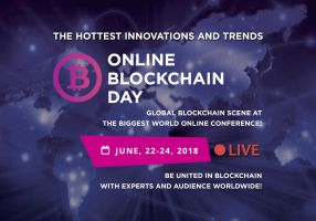 Blockchain Day Online - the largest online conference in the world