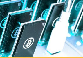 How to earn bitcoins by mining? Professional equipment comes first!