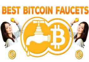 Bitcoin faucet: easy money or hard work?