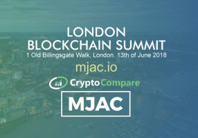 Blockchain and cryptocurrency elite confirmed for CryptoCompare & MJAC London Blockchain Summit