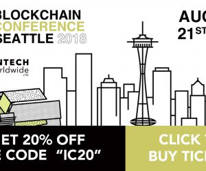 BLOCKCHAIN CONFERENCE SEATTLE 2018