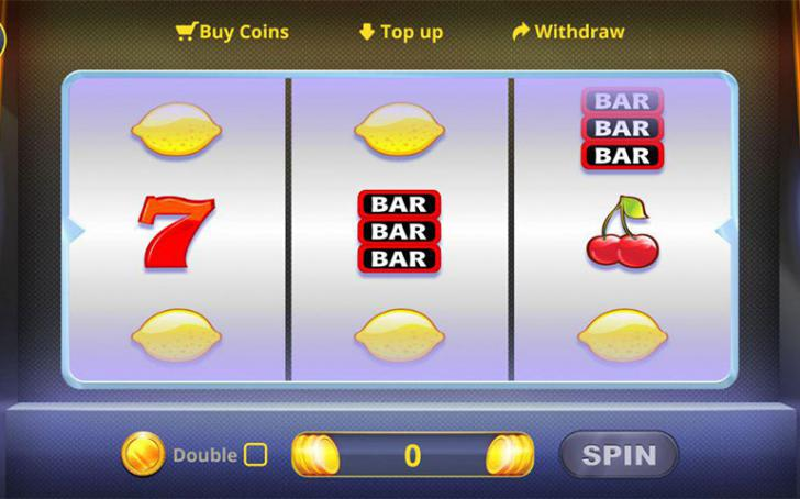 Ethereum Slot Machine