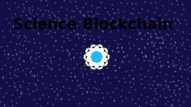 Science Blockchain